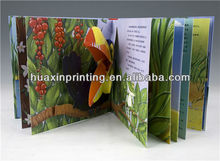 Lovely pop up children's story books with hardcover