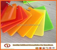 Kitchen door using heat resistant plastic, acrylic irdiscent sheet