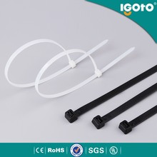 ul approved nylon cable tie manufacturer new product excellent quality multi colored nylon cable tie (100pcs each bag)