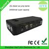 Popular 24000mah high capacity portable mini starter battery booster emergency jump start