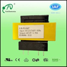 EI41 Power transformer with AC 120/240V