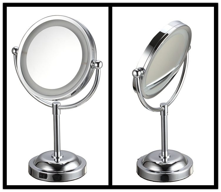 hot selling round vanity lighted makeup mirror buy lighted makeup mirror round frame mirror. Black Bedroom Furniture Sets. Home Design Ideas