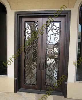 door wrought iron entry door wrought iron double door product on