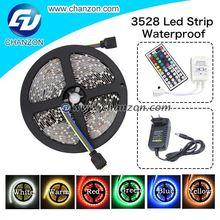 New Arrival 5M 300Leds waterproof Led Strip Light 3528 12V flexible light led stripe