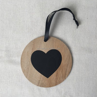cheap wooden roundness decoration