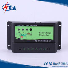 10A trade edition pwm 12V/24V AUTO solar charge controller