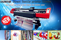 Impresora digital para textiles y sublimación