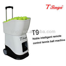 Noble intelligent remote control tennis ball machine
