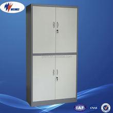practical 4 door metal hospital locker for medical insititutes