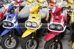 BWS100cc USD SCOOTERS/USED MOTORCYCLE