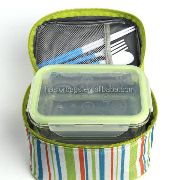 Chaud et froid thermique boîte à lunch sac