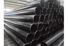 Latest carbon steel pipe price from China manufacturer!! Alibaba hot sale black steel pipe! Wide ued carbon steel pipe
