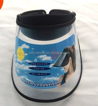 Bicycle rain proof dust, dust prevention against the sand haze transparent panel, empty hat