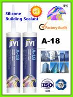 Quick dry RTV construction silicone sealant