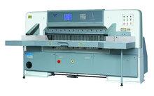 Automatic computer Control paper cutting machines /paper cutters/paper guillotine 1370D
