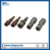 Manufacturer 15618-R5 NPT male reusable hydraulic fittings