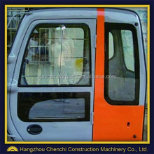 ZX200-6 cab assembly cabin-7 for excavator part with glass