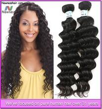 New hair model wholesale virgin human hair model model hair extension wholesale