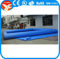 2015 Newest Giant inflatable water park/ inflatable swimming pool PO-045