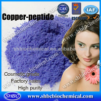 High efficiency copper peptide Raw material