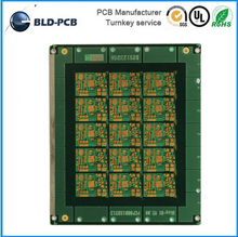 Professional assembly six com pcb board RoHS PCB manufacturer OEM Electronic PCB Assembly