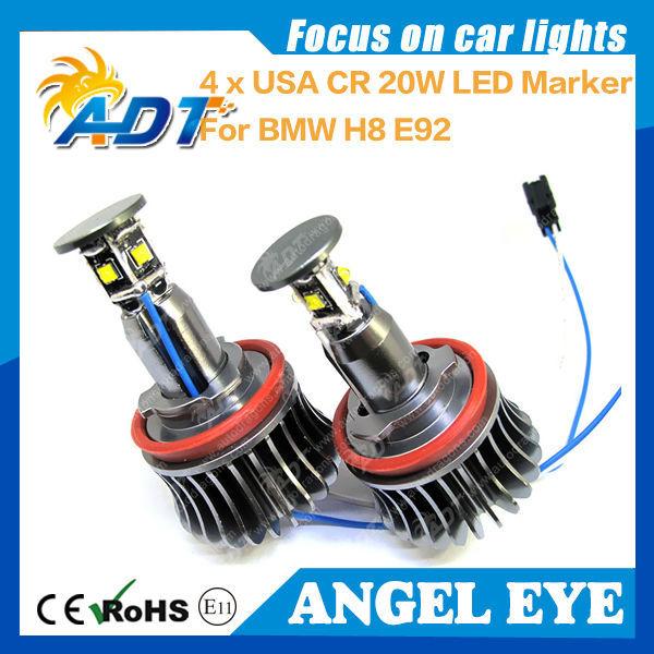 No Error Led Angel Eye Halo Light H8 For Bmw Z4 E63 E64 650i E60 528i 535i E61 E89 Buy Halo