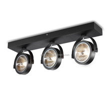 CE Rohs approve halogen spot light ceiling mount 105w