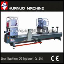 Jinan Manufacturer Aluminium Window And Door Making Machine Double Head Precision Cutting machine