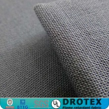Plain Cotton Fireproof cloth /100% cotton FR fabric