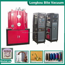 Vacuum Furniture Handles PVD Coating Machine/Stainless steel handrail titanium nitride coating equipment