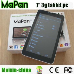 Cheapest 7 inch sual sim mobile phone, 2015 best cdma gsm android 4.4 rom 4gb phone tablet pc