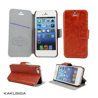 Guangzhou OEM manufacture l cute girl style pu leather phone cases for iphone 5/5s