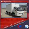 Euro 2 FORLAND box van,box body truck, 2t payload van truck
