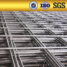 Welded steel reinforcing square rebar mesh panel for best quality