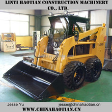 JC60H mini skid steer loader with rubber track and cheap price