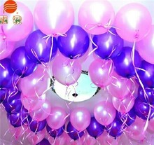 China Custom 100% Natural Latex advertising/wedding/party decoration latex balloon wholesale with printed logo made by machin