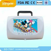 2014 hot selling promotion DVD player