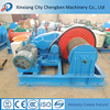 China manufacturer winch machine price with reasonable quotation