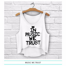 2015 music latest top selling free size custom workout tank top