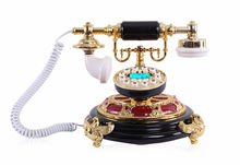 New Product Antique Telephone with Caller ID Phone MS-2400B