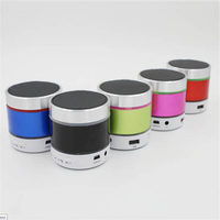 Low MOQ-50 pcs Free shipping , driver my vision bluetooth speaker Mini bluetooth speaker Mixed color order accepted!