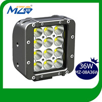 New Design Mingzhi China Factory Off road Camper Trailer for Sale Waterproof LED Strip Light Bar Fashion Automobile Headlight