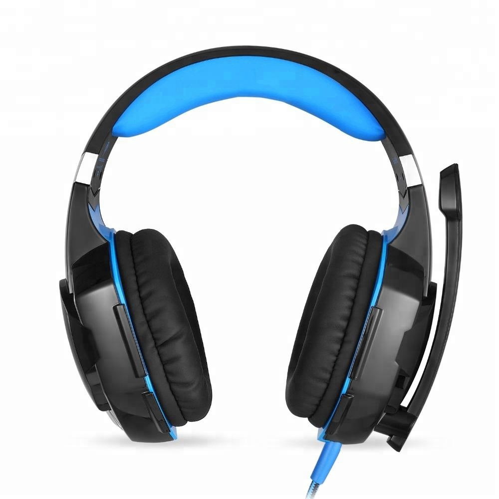 Alibaba compras en línea EasySMX USB + 3,5mm estéreo G2000 gaming auriculares