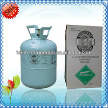 High purity 99.99% Refrigerant R134a for all car a/c