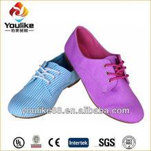 venta al por mayor yl7545 acción sexy zapatos para damas