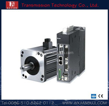 Ac servo motor y servo drive China eléctrico AC / DC servo motor