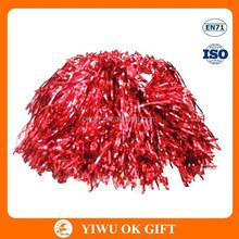 Di alta qualità a lungo argento orpelli parrucca, lungo foglio orpelli per carnevale costumi parrucche, sintetico foglio orpelli parrucche
