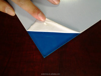 2mm polycarbonate blue sheet for partition wall