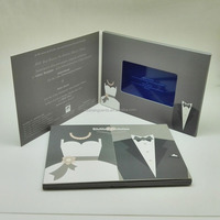 2.4'' 2.8'' 3'' 4.3''5'' 7'' 10'' 11'' high quality card video