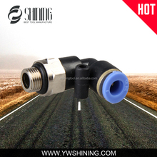 truck spare parts ,plastic quick connect air fittings PUT series, PU Connector